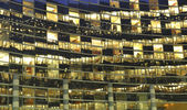 Bureau Paris la Défense — Stock Photo