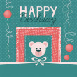 Happy Birthday Background — Stock Vector #16633583