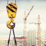 Crane hook — Stock Photo #17449081