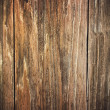 Stock Photo: Plank weathered