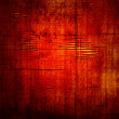 Stock Photo: Grunge red texture abstract background