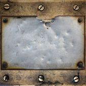 Struttura in metallo grunge — Foto Stock