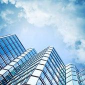 Rascacielos del cielo — Foto de Stock