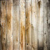 Weathered wooden board — Stock Photo