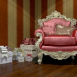 Stock Photo: Armchair