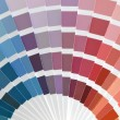 pantone colors — Stock Photo