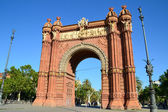 Arc de Triomf - Barcelona — Stock Photo