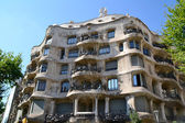 La Pedrera, Barcelona - Spain — Stock Photo