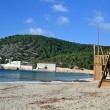 Stock Photo: Ses Salines beach in Ibiza, Spain