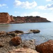 Sa Caleta beach, Ibiza, Spain — Stock Photo