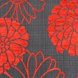 Floral textile background — Stock Photo