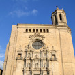 Cathedral of Girona, Spain — Stock Photo