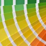 Pantone color catalog — Stock Photo #36653633