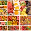 Stock Photo: Candy and sweet pastry