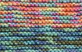 текстура шерсти по вязанию — Стоковое фото