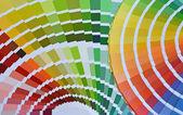 Color catalogs — Stock Photo