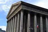La Madeleine Church in Paris, France — Foto de Stock