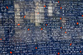 I love you wall of Paris in Paris, France — Stock Photo