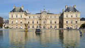 Luxembourg Palace in Paris, France — Stock Photo
