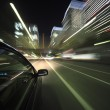 Stock Photo: Night Drive
