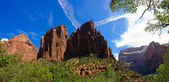 Zion National Park, Utah, USA — Stock Photo