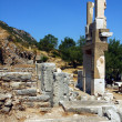 Romruins at Ephesus in Turkey — Stock Photo #30503953