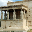 View of statues at Acropolis — Stock Photo #30504185