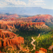 Bryce canyon vista — Stock Photo #30506563