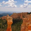 Bryce canyon vista — Stock Photo