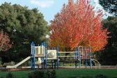 Chidren's playground tool — Stock Photo