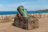 1773 kanone culzean castle — Stockfoto