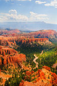 Bryce canyon vista — Foto Stock