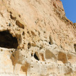 Cliff dwelling of the ancient Pueblo indians — Stock Photo