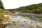 Ponte atlântica em clachan seil — Fotografia Stock