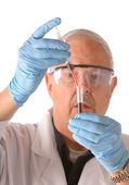 Blood samples — Стоковое фото