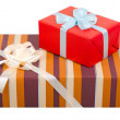 Gift boxes — Stock Photo #16956329