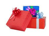 Beautiful giftbox — Stock Photo