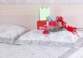 Caixas de presente lindo — Foto Stock