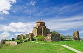 Jvari , monastery, Georgia, Mtskheta, — Stock Photo