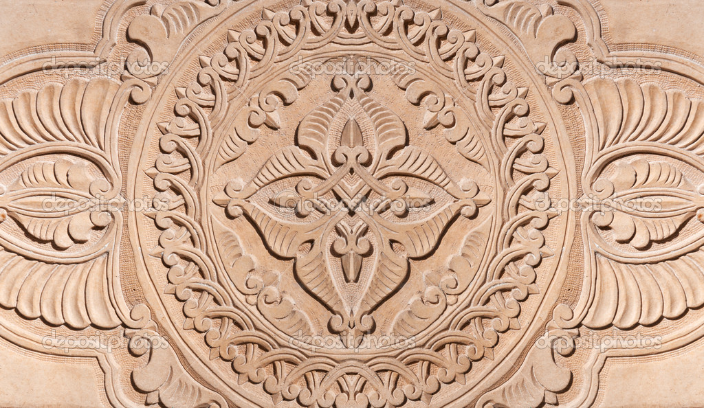 Carved Stone Fence : Stone carving wall images