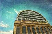 Lyon Opera House textured , France — Stock Photo