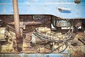 Rusty engine — Stock Photo