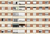Residential flats — Stock Photo