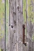 Old door — Stock Photo