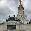 Royalty-Free Stock Photo: Queen Victoria Memorial, London, UK