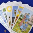 Tarot Cards — Foto de Stock