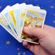 Tarot Cards — Foto Stock