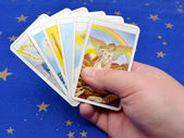 Tarot Cards — Photo