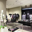 Brand new clothes store - Stockfoto