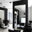 Interior of modern beauty salon — Stock Photo #21298409